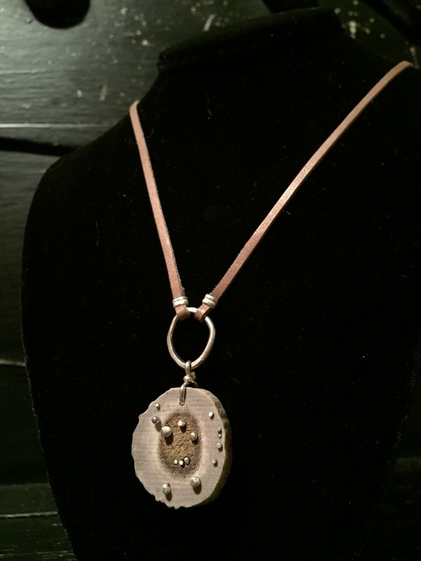 orion in the sky necklace